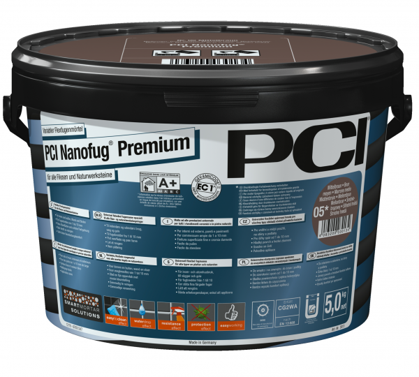 PCI Nanofug® Premium 5 kg Eimer