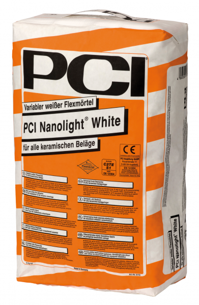 PCI Nanolight® White 15 kg Sack