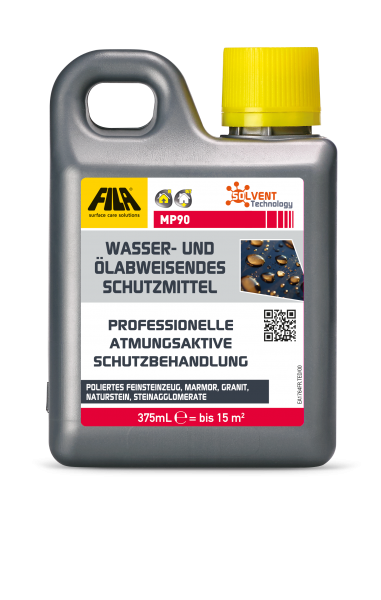 FILA MP90: Wasser- und ölabweisendes Schutzmittel