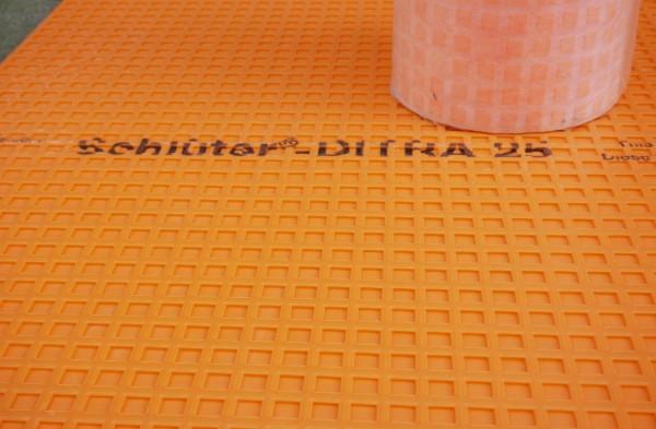 Schlüter DITRA 25 Entkopplungsmatte