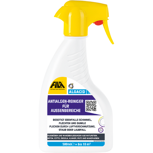 FILA ALGACID: Antialgen-Reiniger für Aussenbereiche