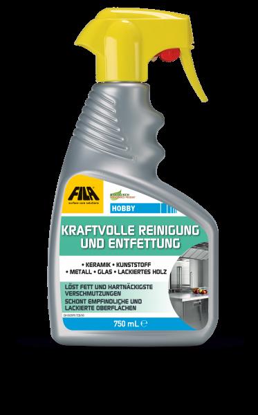 FILA HOBBY: Entfetter Reinigungsspray