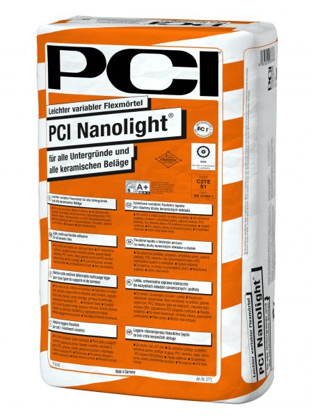 PCI Nanolight® 15 kg Sack